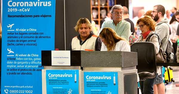 Dos casos sospechosos de coronavirus