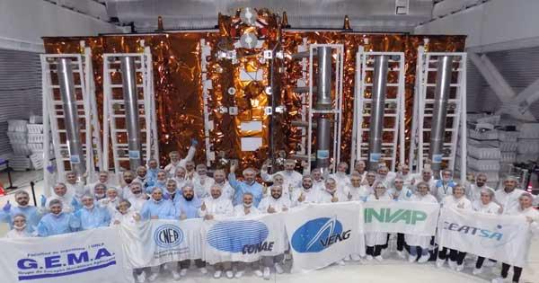 satélite Saocom 1B