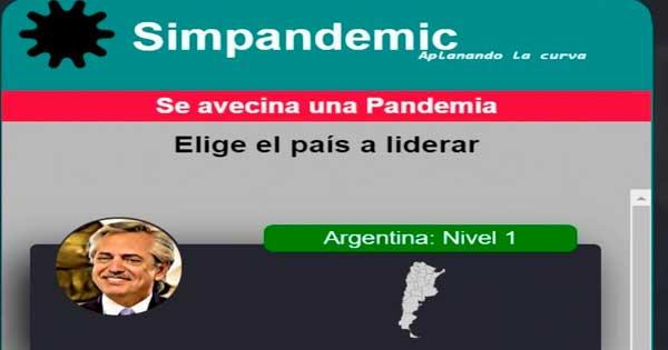Simpandemic
