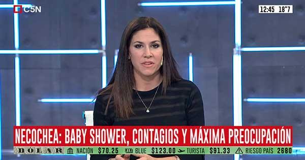 baby shower clandestino