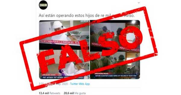 Fake News contra C5N