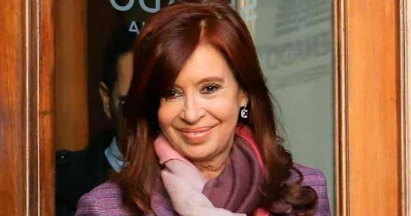 video de Cristina Kirchner