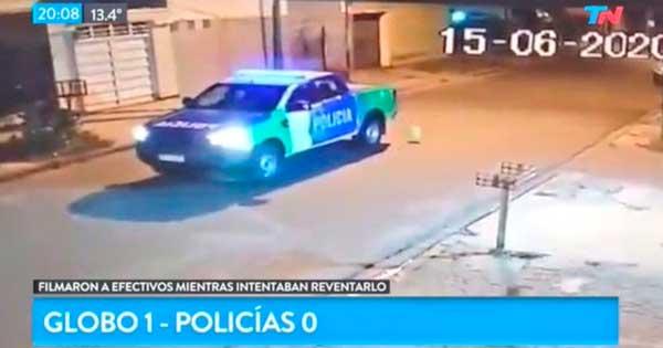 policías aburridos