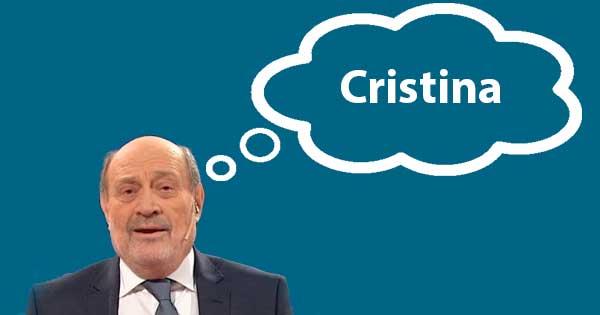 La obsesión del Alfredo Leuco con Cristina