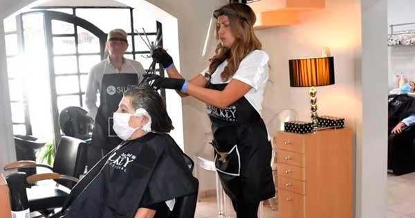 protocolo de las peluquerías
