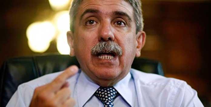 Aníbal Fernández cruzo a Ceferino Reato