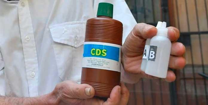 intoxicados por dióxido de cloro