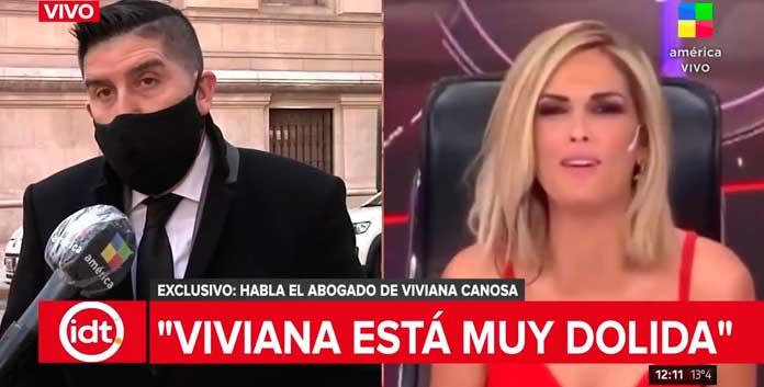 abogado de Viviana Canosa