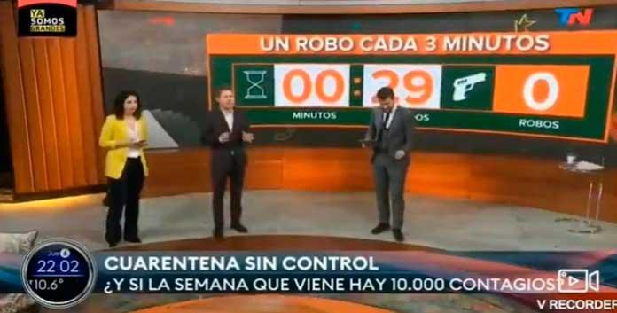 Polémico festejo de Diego Leuco