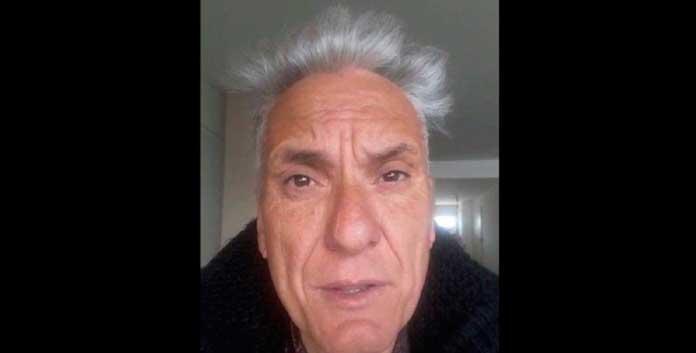 Diego Bussolini pidió perdón