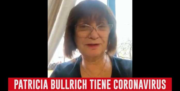 Bullrich dio positivo para Covid-19