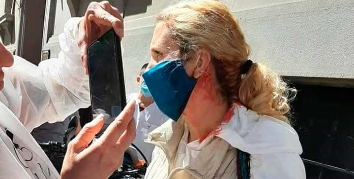 represión de los trabajadores de la salud