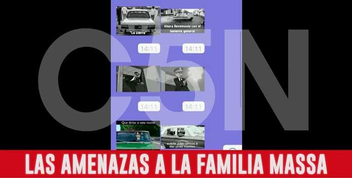 Las amenazas de muerte a Sergio Massa