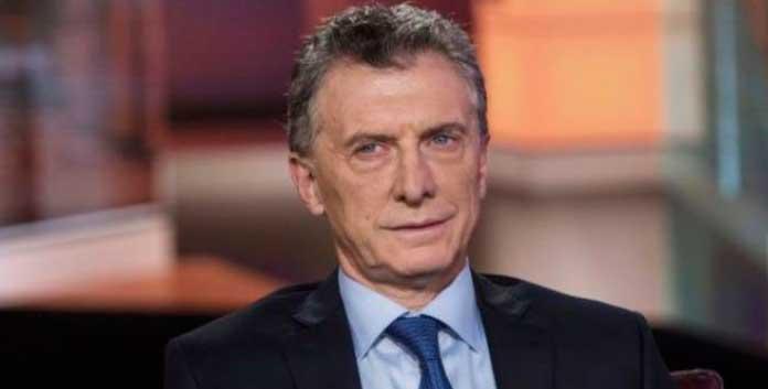 El mensaje de Macri