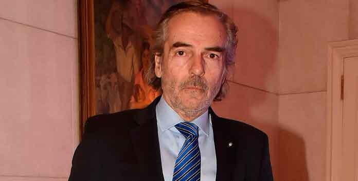 juez que visitaba a Macri en la Casa Rosada