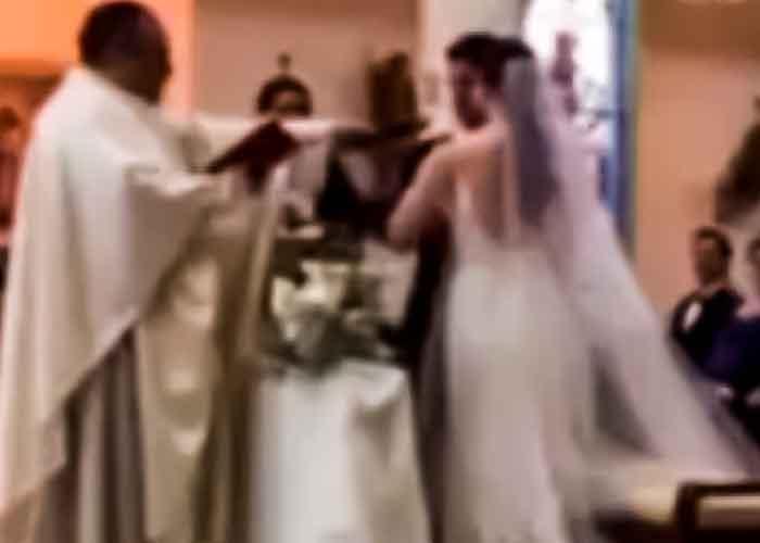 ceremonia de matrimonio