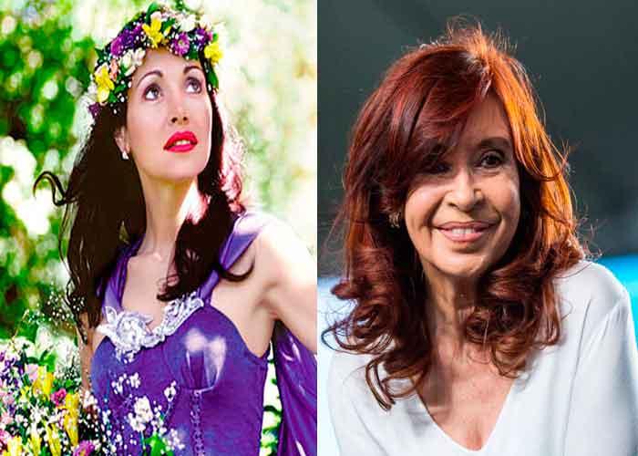 Cristina es Gilda