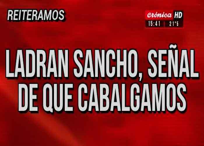 Ladran Sancho